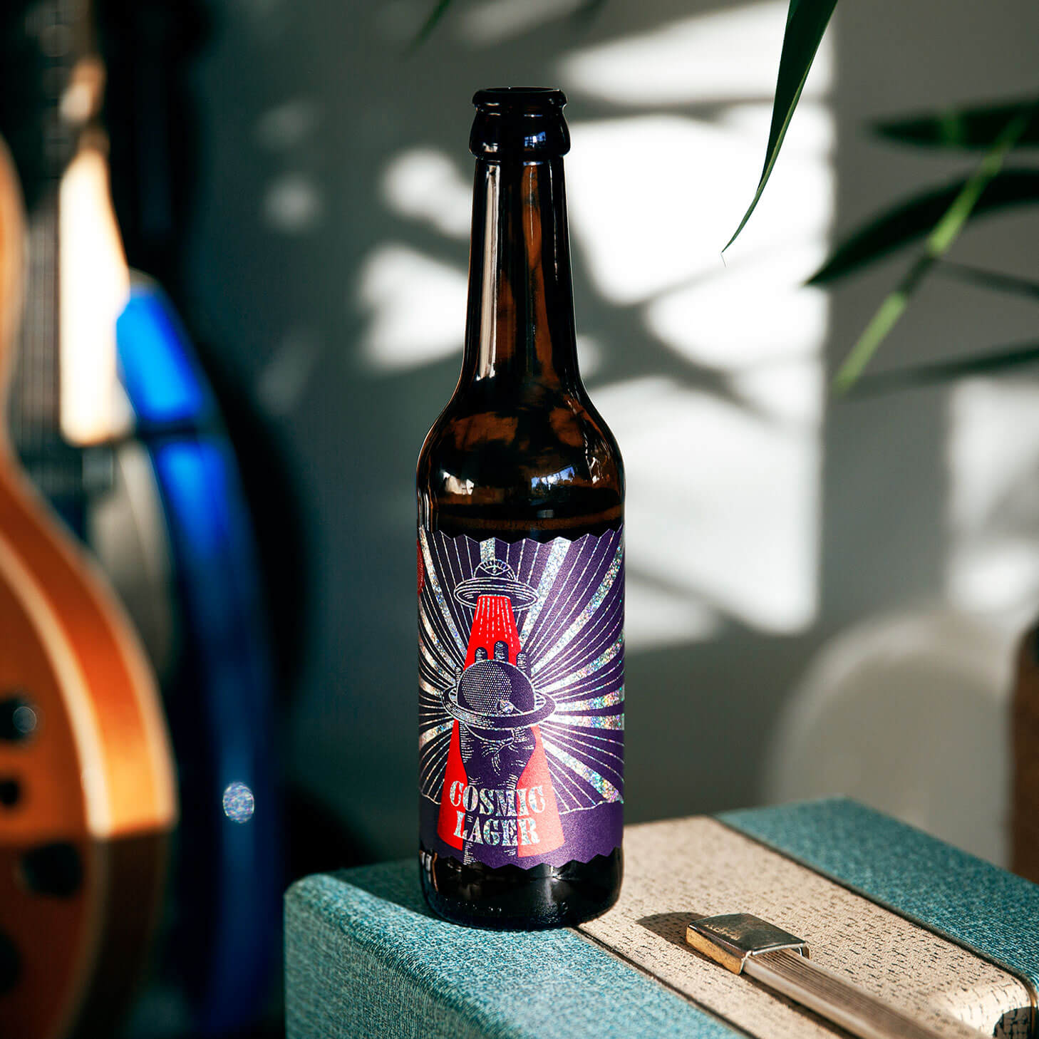 Bach's Cosmic Lager